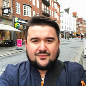 Mirko, Neurologist from Croatia working in Denmark