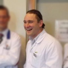 Jurijs, a Surgeon From Latvia Working in Denmark