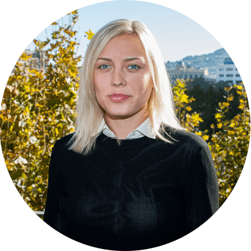 Sabina Jacobsson Relocation Specialist