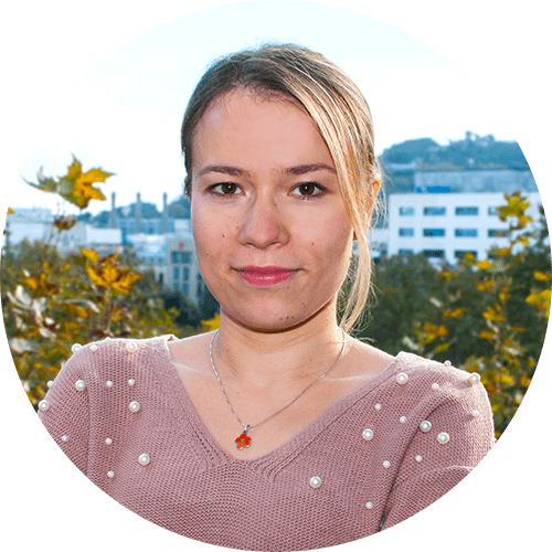 Anda Stoicescu Team Leader Recruitment and Psychologist