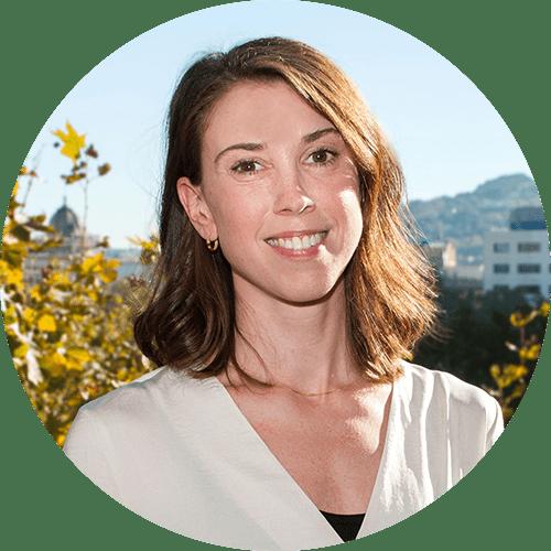 Linn Gronberg Maternity Leave